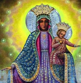 Maryja w tęczy